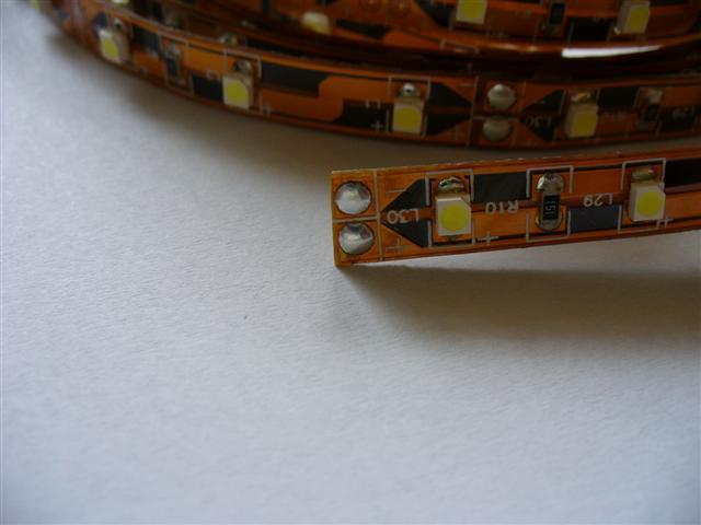 Instalace LED pásků