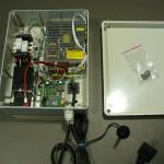 GSM hlásič výpadku napájení