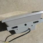 LED reflektor 50W - náhrada neśporného 300W halogenové reflektoru.