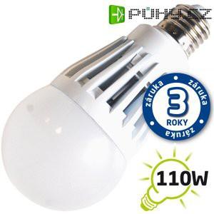 LED žárovka 20W teplá bílá